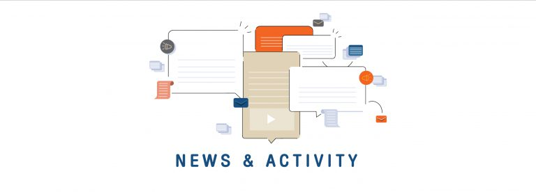 news & activity